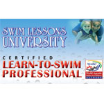 Swim Lesson Instructor Certification
