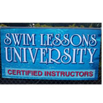 Swim Lessons University Certified Instructors Banner