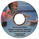 Diaper Dolphins Volume 1, DVD