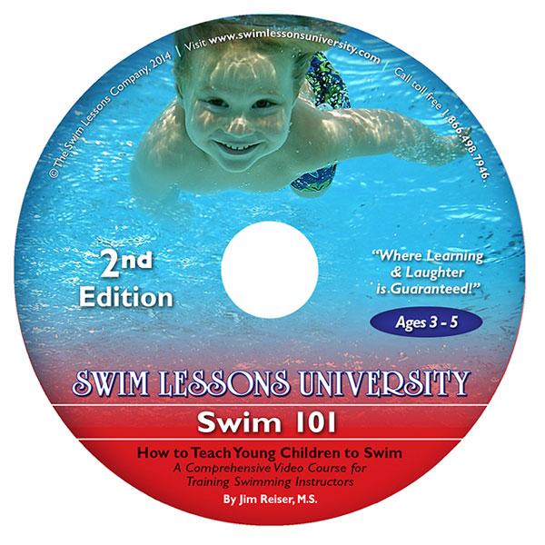 Swim 101 2nd Edition Online Video Plus Exam And Swim Instructor