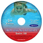 Swim 101 2nd edition, Online Video PLUS Exam and Swim Instructor Certification