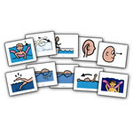Visual Support Cards for Teaching Swimming