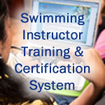 Swimming Instructor Training and Certification