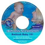 Bathtub Baby 101, DVD
