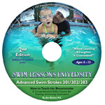 Advanced Swim Strokes 301/302/303 Course – Breaststroke Segment:  DVD Version