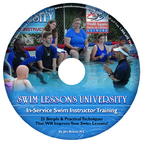 In-Service Swim Instructor Training DVD