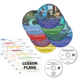 SLU Instructor Training DVD and Lesson Plan Bundle