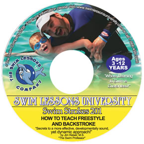 Swim Strokes 201/202/203 Video