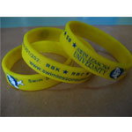 Swim 201/202 Awards Bracelet (Yellow)