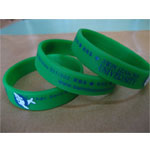 Swim 301/302 Awards Bracelet (Green)