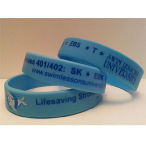 Swim 401/402 Awards Bracelet