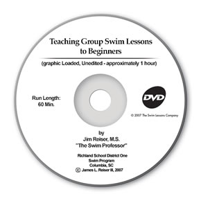 Teaching Group Swim Lessons To Beginners, DVD