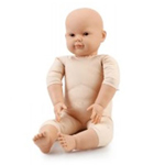 Touch-Needs Water Baby Demonstration Doll